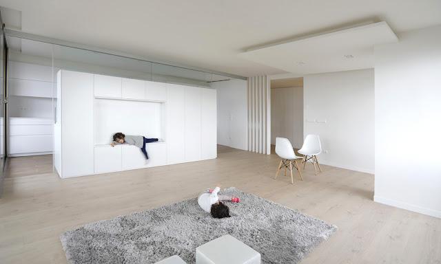 Reforma Interior Vivienda Amutio Bernal Arquitectos Santander Cantabria