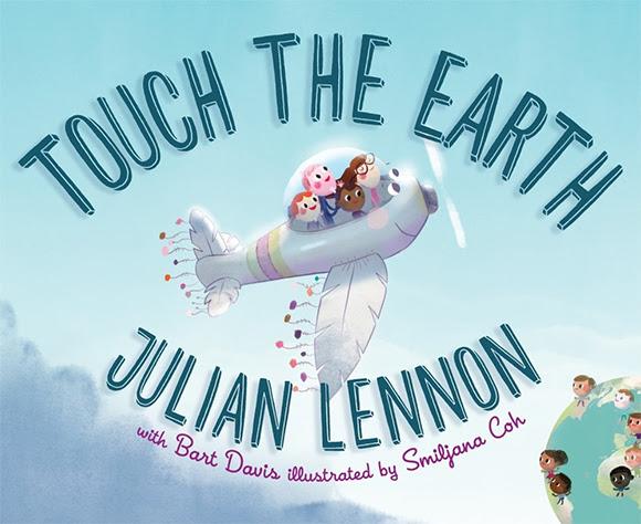 « Julian Lennon - Touch the Earth » : un livre écolo pour les enfants