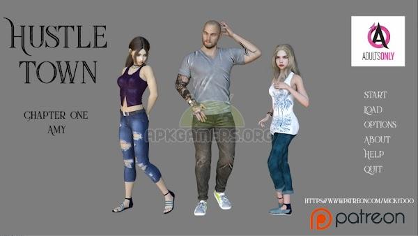 Hustle Town v0.62 Game Download