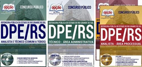 Apostila concurso DPE-RS 2017