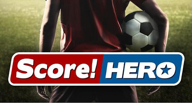 تحميل لعبة سكور هيرو للاندرويد والايفون Score Hero 2019