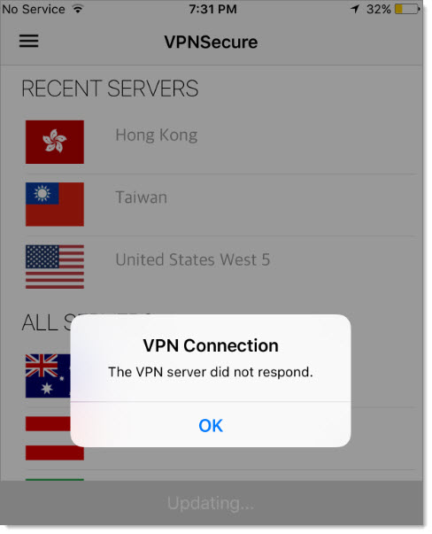 how to get vpn in china