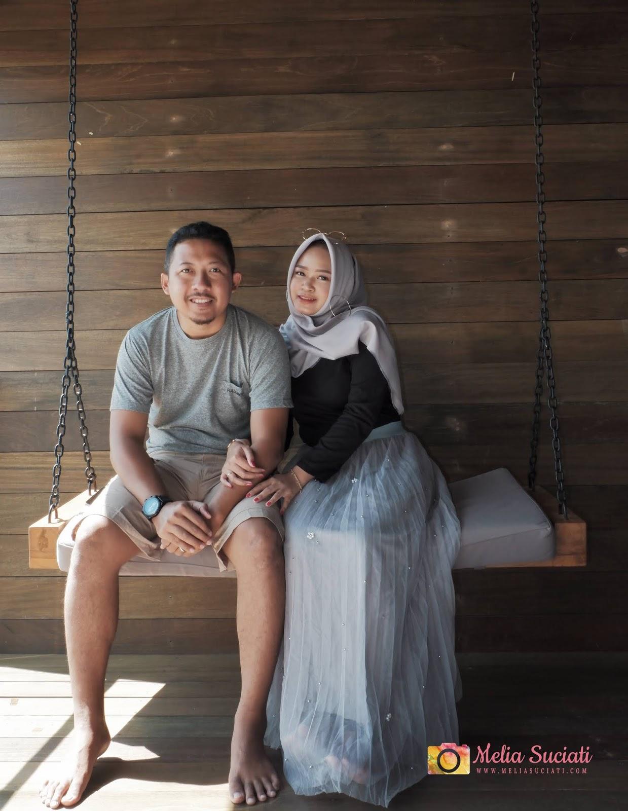 Weding Anniversary at The Cendana Villa's Batu Malang