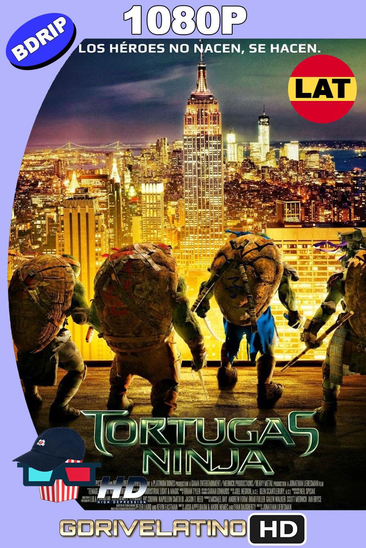 Tortugas Ninja (2014-2016) [Duología] BDRip 1080p Latino-Ingles MKV