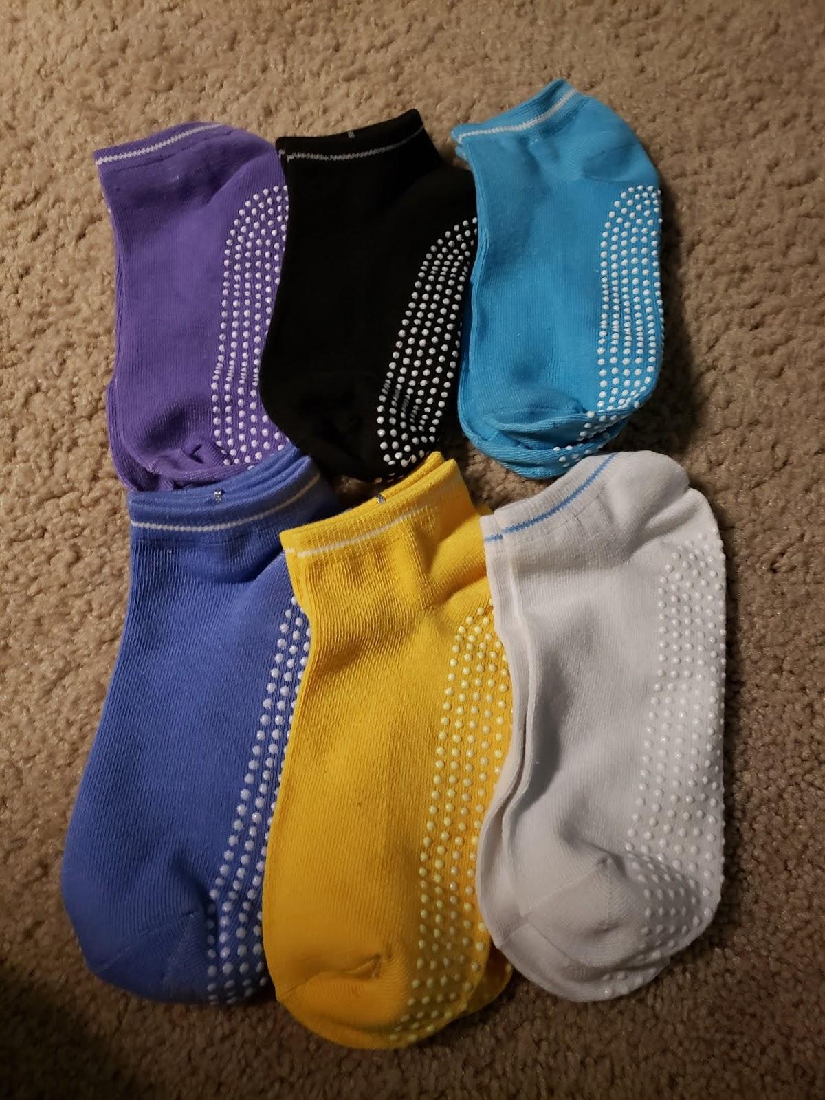 My Yoga Socks