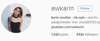 awkarin instagram