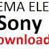 Manuais de Serviço / Esquema Elétrico para modelos Sony