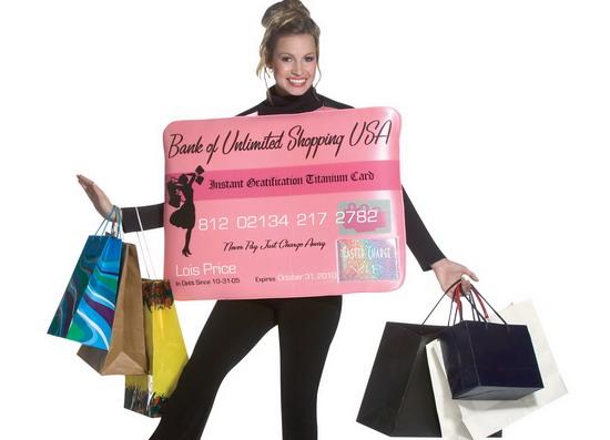 Mua hàng bằng thẻ tín dụng