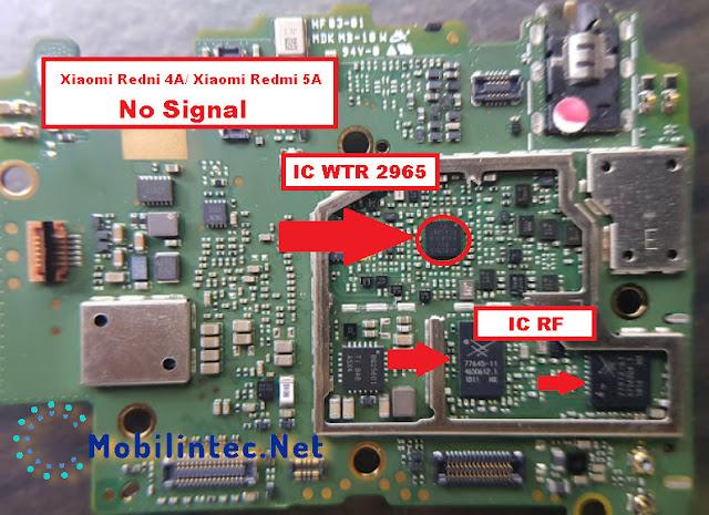 Fix No Signal android Xiaomi Redmi 4A/Xiaomi Redmi 5A