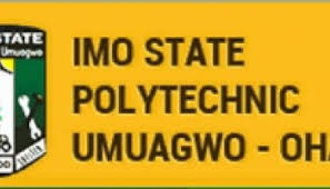 2017/2018 Imo Poly 1st Batch HND Admission List Released