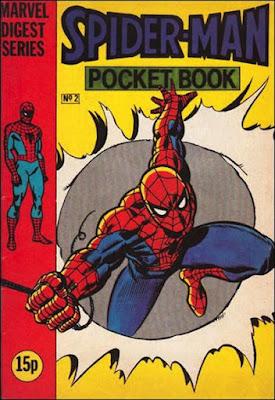 Spider-Man Pocket Book #2