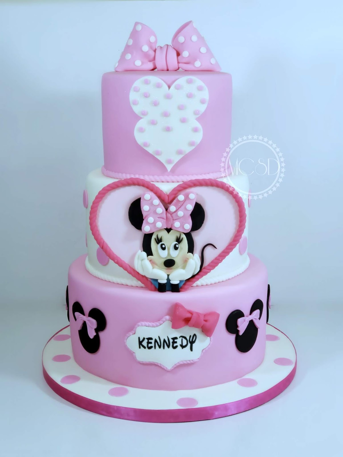 Minnie Mouse Baby Shower Cake : minnie, mouse, shower, Shower, Minnie, Mouse, Viewer