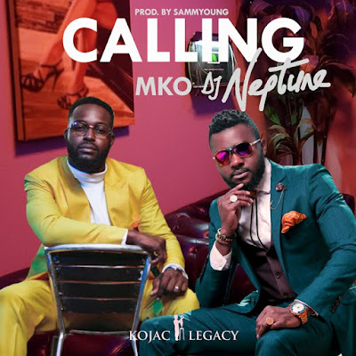MKO ft. Dj Neptune - Calling