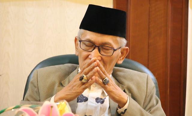 Warga NU Sedang Diuji, Rais Aam PBNU Instruksikan Nahdliyin Perbanyak Baca Al-Anfal 45-47