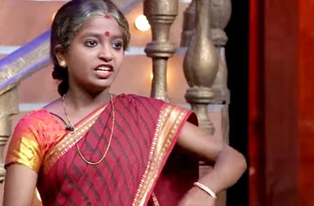 Sneha Sri and Nisha's performance 06-04-2017