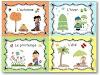 تعلم الفصول الأربعة باللغة الفرنسية