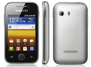 Cara Flash Samsung Galaxy Young GT-S5360