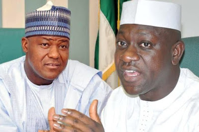 Abdulmumin Jibrin, sues Dogara, principal officers over budget padding