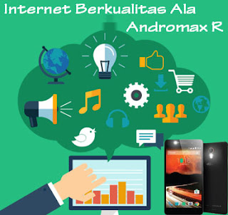 Berkualitas Smartfren dengan Andromax R