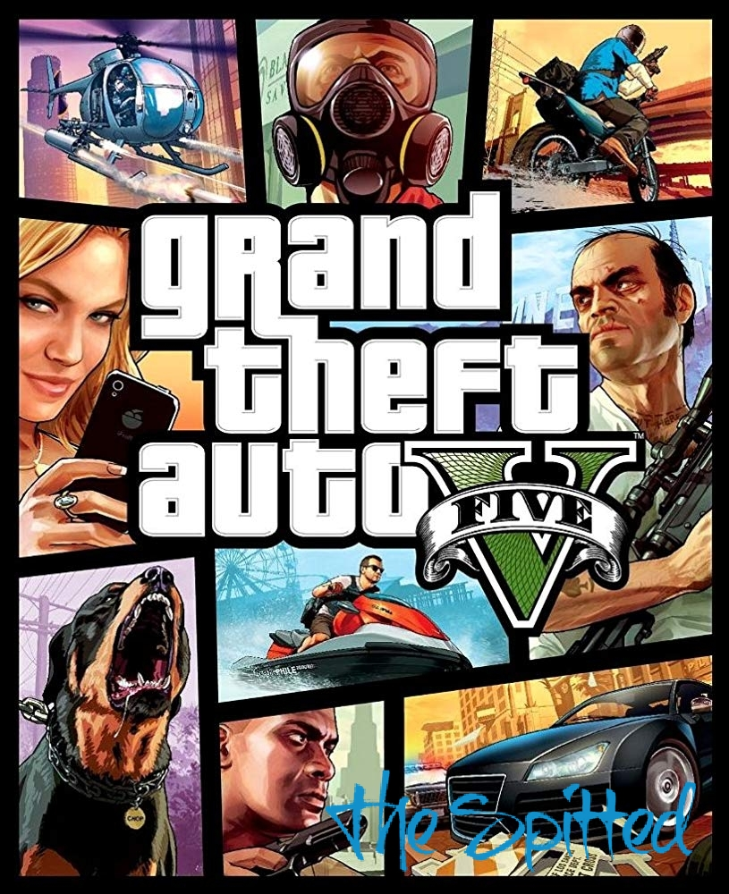 GTA V Android free download [obb + apk]   The Spitted