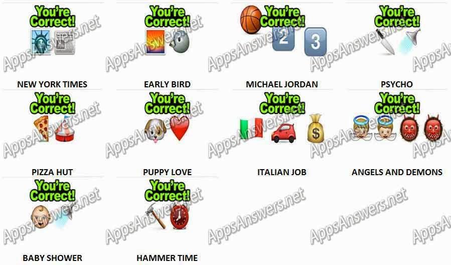wadah madrasah pengalaman guess the emoji answer