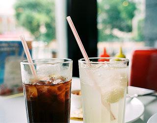bebidas cola