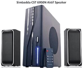 Harga-Aktif-Speaker-Simbadda-CST-6950N