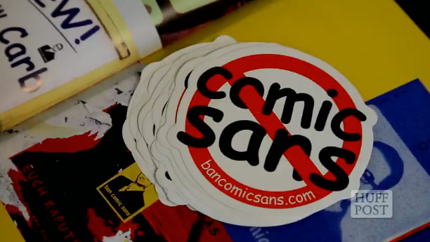 Fakta Mengejutkan Tentang Font Comic Sans