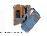 jual dompet wanita bahan jeans