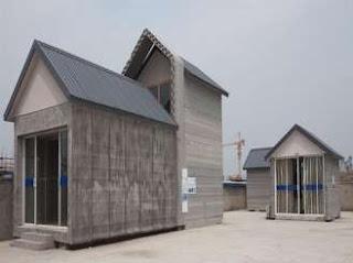 10 Rumah Cetak 3D Pertama WINSUN