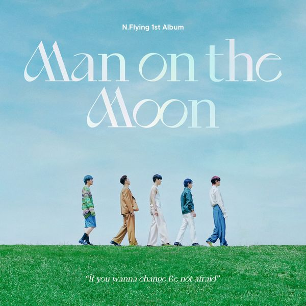 N.Flying – Man on the Moon