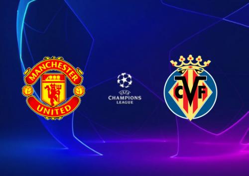 Manchester United vs Villarreal -Highlights 29 September 2021