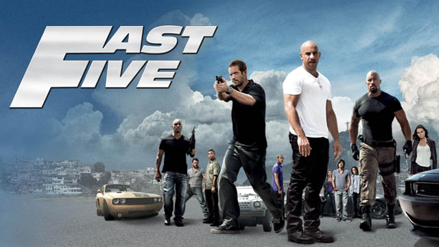 Fast Five (2011) Hindi Dubbed Movie