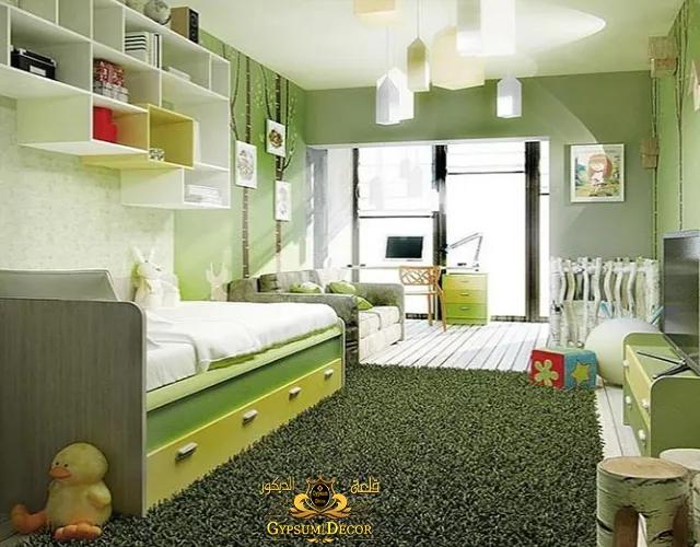 دهانات غرف الأطفال سن المراهقة