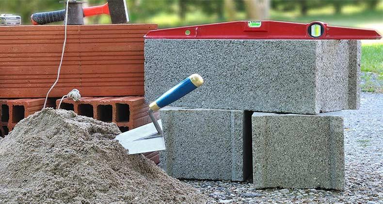 Construcción parada, en marzo la venta de materiales cayó un 40%
