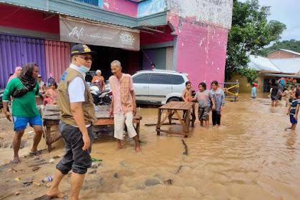 Tinjau Lokasi Banjir Di Bima, Gubernur NTB: Apa Yang Bisa Kami Bantu Dan Jangan Saling Menyalahkan