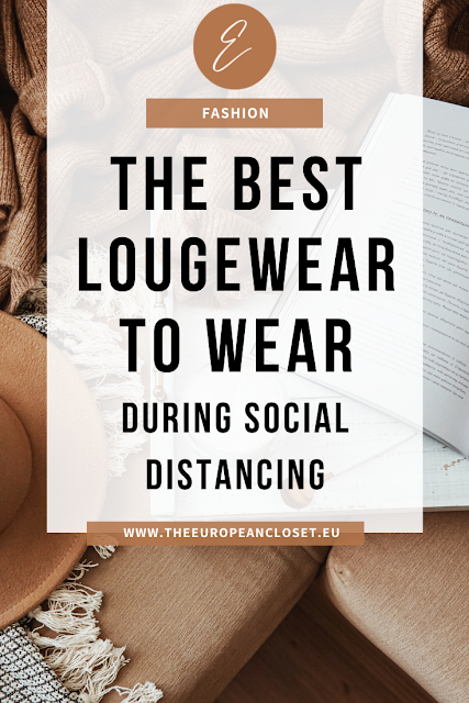 Staying home equals being comfortable, am I right? Since we're all staying home at the moment, I thought I'd compile a list of the best loungewear so you can be comfortable and stylish at the same time while you're home.