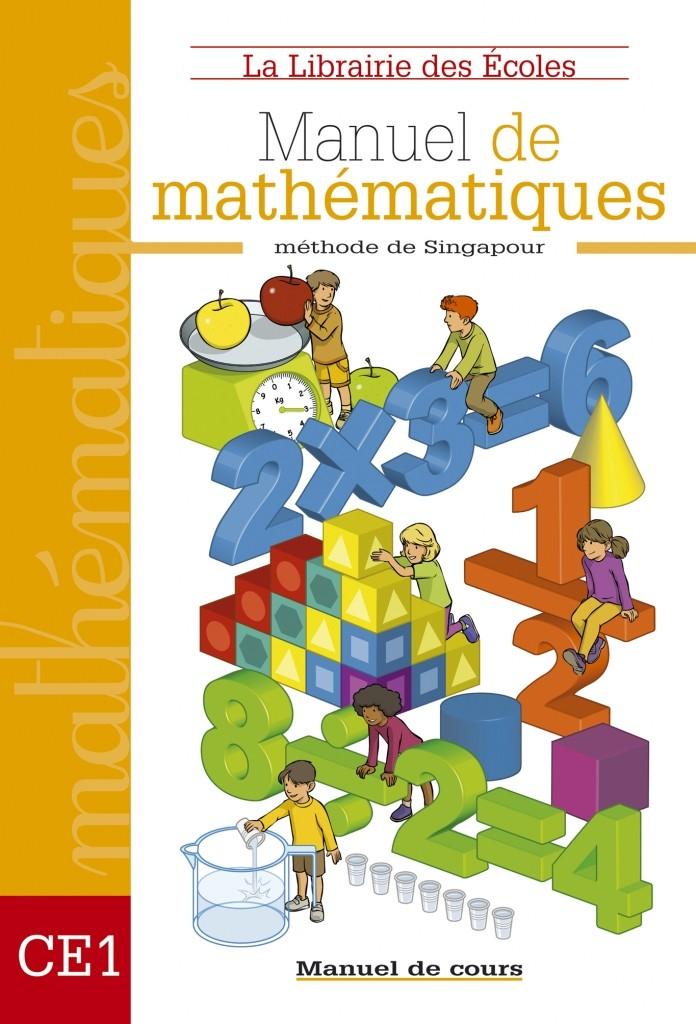 u00e9cole   r u00e9f u00e9rences  manuel math u00e9matiques cp  m u00e9thode de