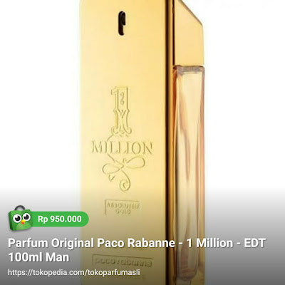paco rabanne 1 million edt 100ml man