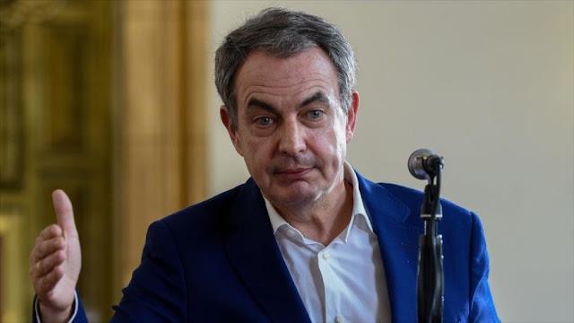 Zapatero: La obsesión con Venezuela responde a intereses políticos