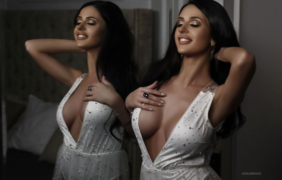 AshleeBriggs Model GlamourCams
