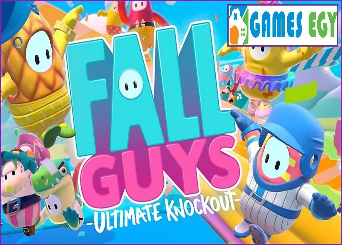 تنزيل لعبة FAll Guys النسخة الاصلية