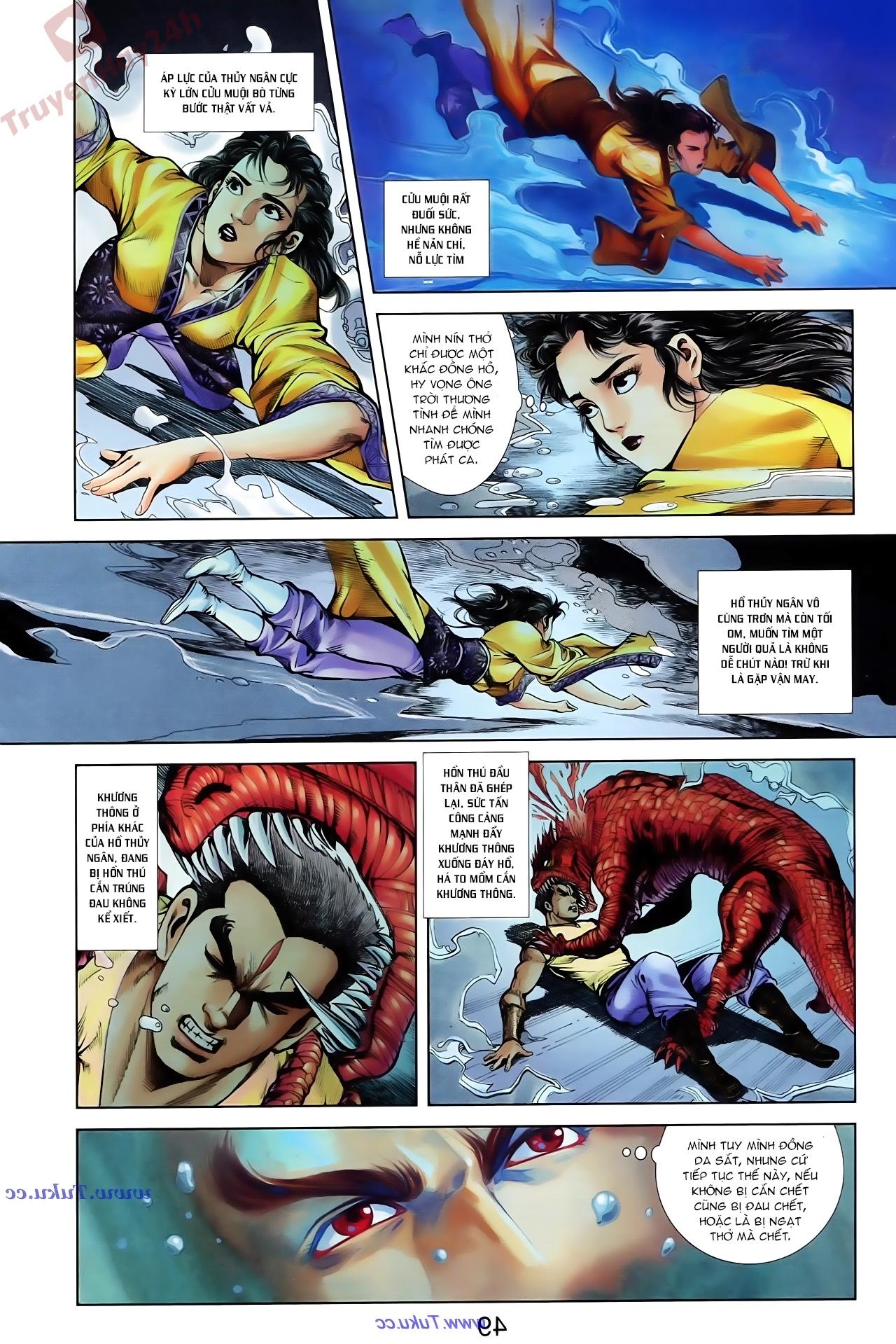Cơ Phát Khai Chu Bản chapter 81 trang 5