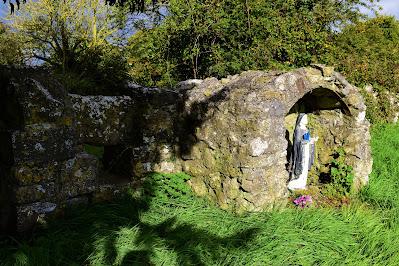 Saint Brigids Bullaun Stone, Laois