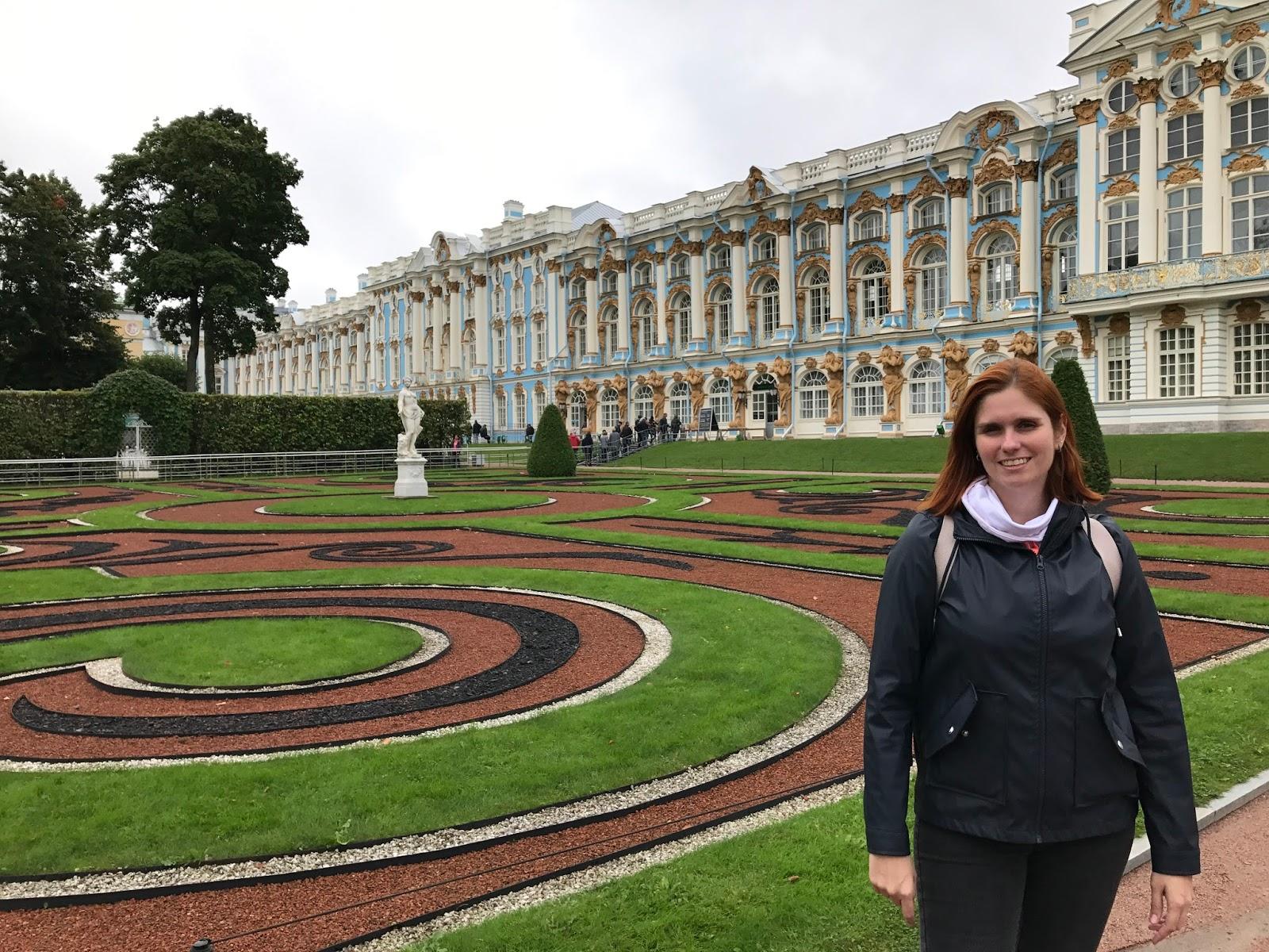 Jardins do Palácio da Catarina