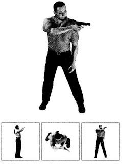 Модификация базовой изготовки. Положение тела и руки — естественное