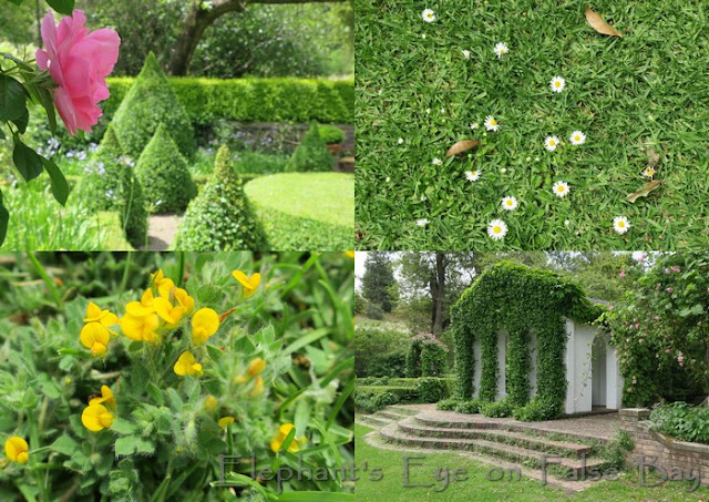 Love Rustenberg garden