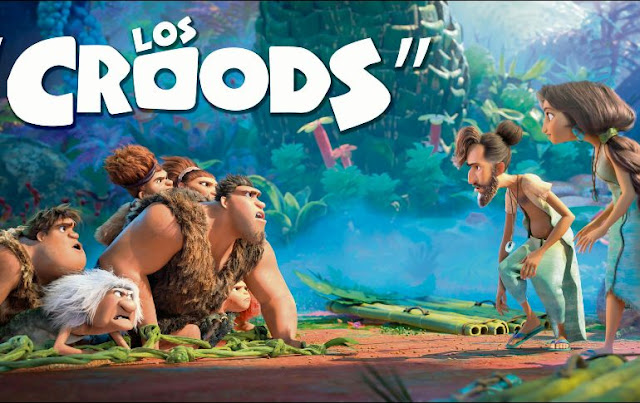 """Los Croods"" regresan para librar su mayor batalla"