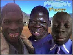 ugly african people - photo #29