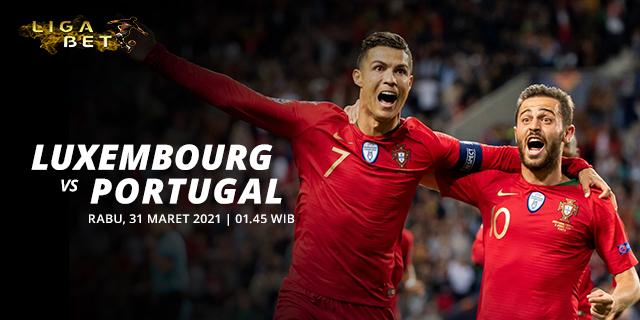 PREDIKSI PARLAY LUXEMBOURG VS PORTUGAL